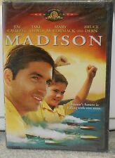 Madison (DVD, 2005) RARE BOAT RACING DRAMA JIM CAVIEZEL BRAND NEW