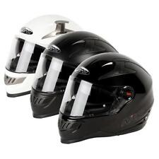 Nitro Plain ACU Approved Motorcycle Helmets