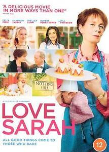 Love Sarah DVD (2020)