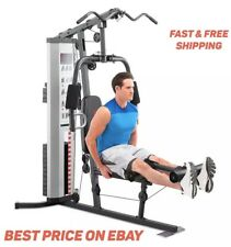 Marcy Pro MWM-988 Home Gym 150lb Adjustable Weight Stack Machine *FAST SHIPPING*