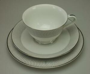 18 Pieces Sango Ambassador Cups, Saucers, Side Plates Made in Japan Boxed CS110
