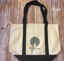 Sting (Singer The Police) Red Guitar Maze Canvas Tote Bag - choose from 2 sizes