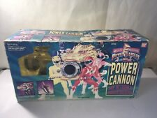 Power Rangers Power Cannon Bandai  1994 NEW IN OPENED DAMAGED BOX UNUSED