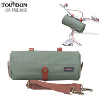 Tourbon Cycling Handlebar Bag Waterproof Bike Pannier Utility Tool Pouch