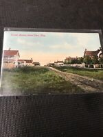 Postcard Roland Avenue Grand View 1916 Manitoba Canada Hand Tinted C01