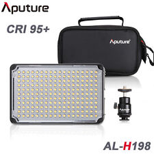Aputure Amaran AL-H198 CRI 95+ On Camera Led Video Light for Canon Nikon Sony
