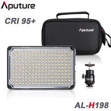 Aputure Amaran AL-H198 CRI 95+ On Camera Led Video Light for Canon Nikon Sony