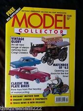MODEL COLLECTOR - CLASSIC TIN PLATE BIKES - MARCH 1999