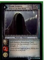 LORD OF THE RINGS LoTR 11S221 ULAIRE LEMENYA SHADOWS TRADING CARD