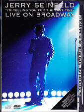 Jerry Seinfeld: Im Telling You For the Last Time (DVD) New