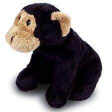 13cm Chimp Soft Toy - Cuddly Stuffed Monkey Plush Toy