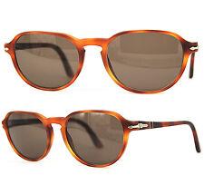 Persol Lunettes de soleil/sunglasses 3053-v 9006 Terra di Siena 52 [] 29 145/57 (17)
