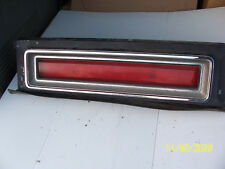 1970 MARQUIS CENTER TAILLIGHT REAR USED OEM Mercury Part  # D0MY 13450 B