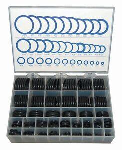 380 piece Metric Nitrile 90 Duro Seal O'ring Kit Japanese (Komatsu/ Hitachi)