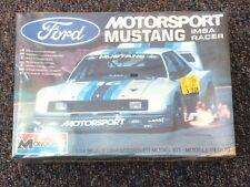 1982 Motorsport Mustang IMSA Racer Kit #2297 FACTORY SEALED Monogram