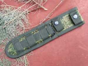 Sheath for knife Border Guard Nylon Cordura insertion of ABS