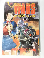 Yoshikazu Yasuhiko VENUS WARS # 2 ( Feest Paperback 1.Auflage )