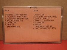 Royal C - Roll Out the Red Carpet PROMO Cassette Rare RAP