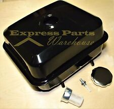 HONDA GX340, GX390, GX240, GX270 FUEL GAS PETROL TANK SET BLACK.