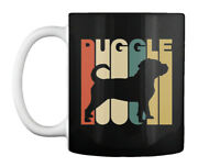 Puggle Color - Buggle Gift Coffee Mug