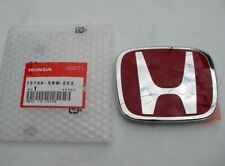 Genuina NUEVA Insignia Emblema Frontal Para Rejilla De Honda Civic Coupe 04-05 /& Escotilla 02-03