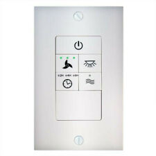 NEW Hampton Bay Universal Ceiling Fan Wireless Wall Switch 1001309491