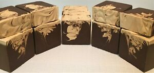 Handmade All Natural Goat Milk Soaps-Cafe Mocha Latte
