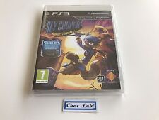 Sly Cooper Voleurs A Travers Le Temps - Sony PS3 - FR - Neuf Sous Blister