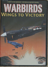 WARBIRDS WINGS TO VICTORY - DVD