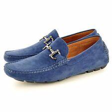 Hombre Informal Mocasines Deslizarse Conducción Zapatos Disponible GB Tallas