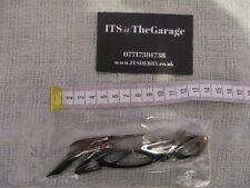 Ford Fiesta  Self Adhesive Rear Name Badge UK SELLER