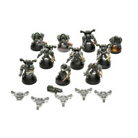 DEATH GUARD 10 possessed or plague marines #1 Warhammer 40K (3 METAL)