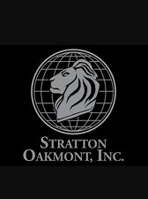 Stratton Oakmont Training Manual- Wolf of Wall Street-Jordan Belfort Movie Props