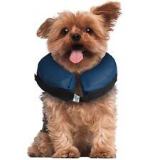 Soft - Halskrause aufblasbarer Schutzkragen XS-XL Hundehalskrause Halskragen