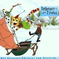 PETTERSSON UND FINDUS - ORIGINAL HÖRSPIEL ZUM KINOFILM  CD  KINDERHÖRSPIEL  NEU
