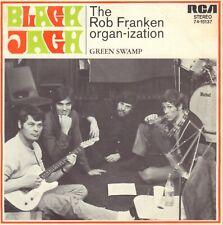 "ROB FRANKEN ORGAN-IZATION – Black Jack (1969 JAZZ/FUNK VINYL SINGLE 7"" HOLLAND)"