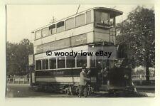 tm5089 - London Transport Tram no 2364 to Hammersmith - photograph