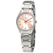 Calvin Klein Alliance Mother of Pearl Dial Ladies Watch K5R33B4H