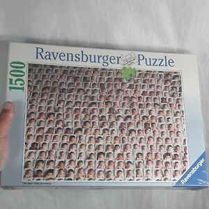 Sealed New 1994 RAVENSBURGER 1500 Pc BABIES GALORE Jigsaw Puzzle No.16 522 3 Vtg