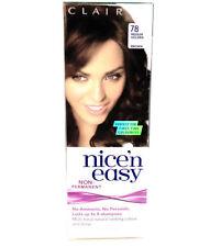 Shampoo Medium Brown Permanent Hair Colourants