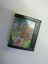FISHER PRICE Loving Family Dollhouse TV VCR DVD TAPE Pretend Hansel Gretel VIDEO