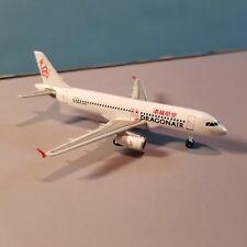 "DRAGONAIR A320 ""BYE BYE KAI TAK"" (LAST FLIGHT) 1:400 SCALE DIECAST MODELS"