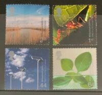 GB 2000  Commemorative Stamps~Life & Earth~4th~Unmounted Mint Set~UK Seller