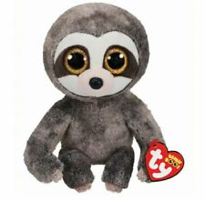 Ty Beanie Baby Boos Small Dangler the Sloth Plush Toy 6 inch NEW