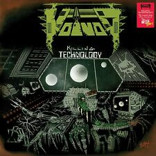 Voivod - Killing Technology - New 180g Vinyl LP - Pre Order 28th April