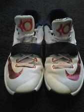 Nike Kd Size 2.5 Y Kevin Durant #35 Sneakers red, white, & blue excellent cond.