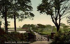 Gorton Reservoir. Favorite Walk.