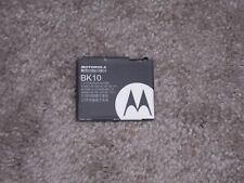 Motorola Bk10 Cell Phone Batteries