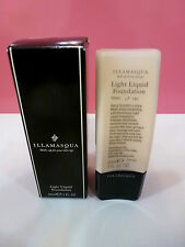 NIB Illamasqua Light liquid foundation LF140 1 oz- light to medium skin