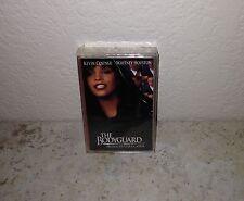 Sealed 1992 The Bodyguard Original Motion Picture Soundtrack on Cassette!